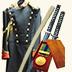 刀・軍服・鎧・勲章