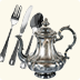 銀食器・銀製品